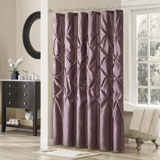 Clay Alder Home Niantic Polyester Shower Curtain