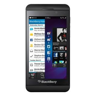 BlackBerry Z10 GSM Unlocked BlackBerry 10 OS Phone