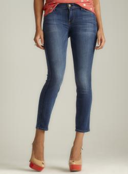7 For All Mankind Slim Straight Leg Jeans
