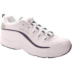 Women's Easy Spirit Romy White Multi Leather
