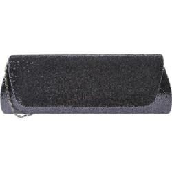 Women's J. Furmani 27217 Glitter Evening Bag Pewter