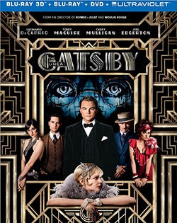 The Great Gatsby 3D (Blu-ray/DVD)