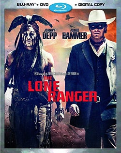 The Lone Ranger (Blu-ray/DVD)