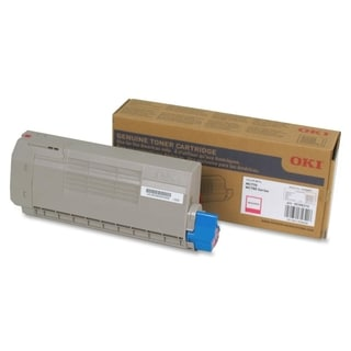 Oki Magenta Toner Cartridge - 11500 Pages