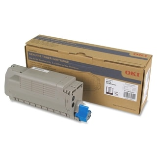 Oki Black Toner Cartridge - 15000 Pages