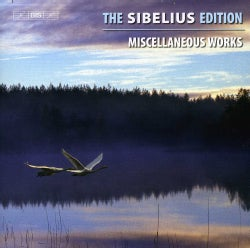 Lahiti Symphony Orchestra - The Sibelius Edition: Volume 13- Miscellaneous Works