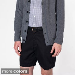 American Apparel Men's Welt Pocket Shorts