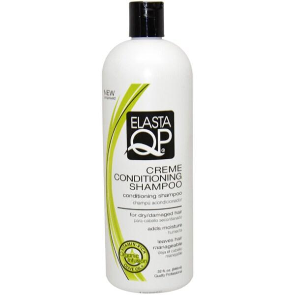Elasta QP Creme Conditioning 32-ounce Shampoo