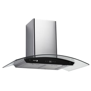 Fagor 60CFG30B Wall Mount Glass Hood