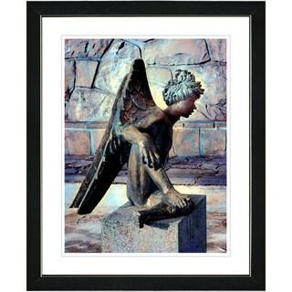 Studio Works Modern 'Earth Angel' Framed Art Print
