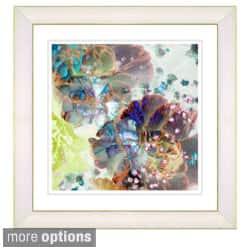 Studio Works Modern 'Scented Bloom - Citrus Spice' Framed Art Print|https://ak1.ostkcdn.com/images/products/8116956/Studio-Works-Modern-Scented-Bloom-Citrus-Spice-Framed-Art-Print-P15464504.jpg?impolicy=medium