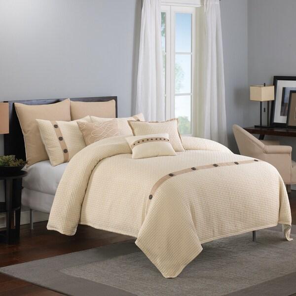 Grand Luxe Brady 3-piece Comforter Set