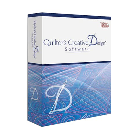 Grace Quiter's Creative Design Software For Pantographs, Quilt Patterns and Borders