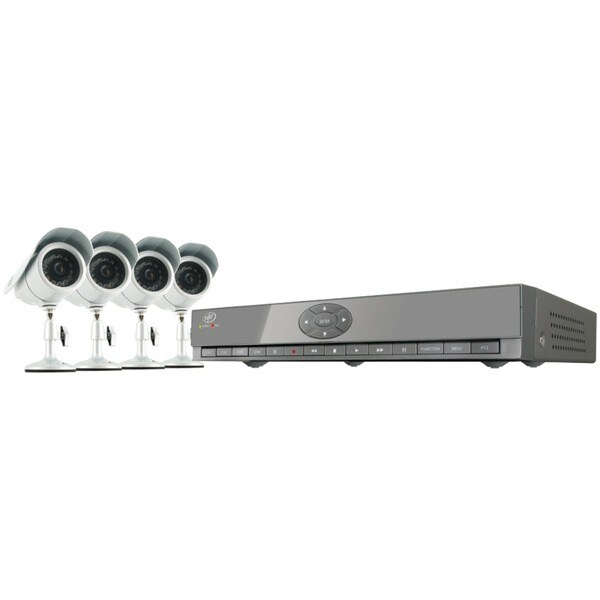 SVAT CV502-4CH-002 Video Surveillance System