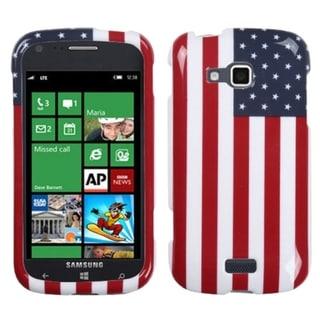 INSTEN United States National Flag Phone Case Cover for Samsung ATIV Odyssey i930
