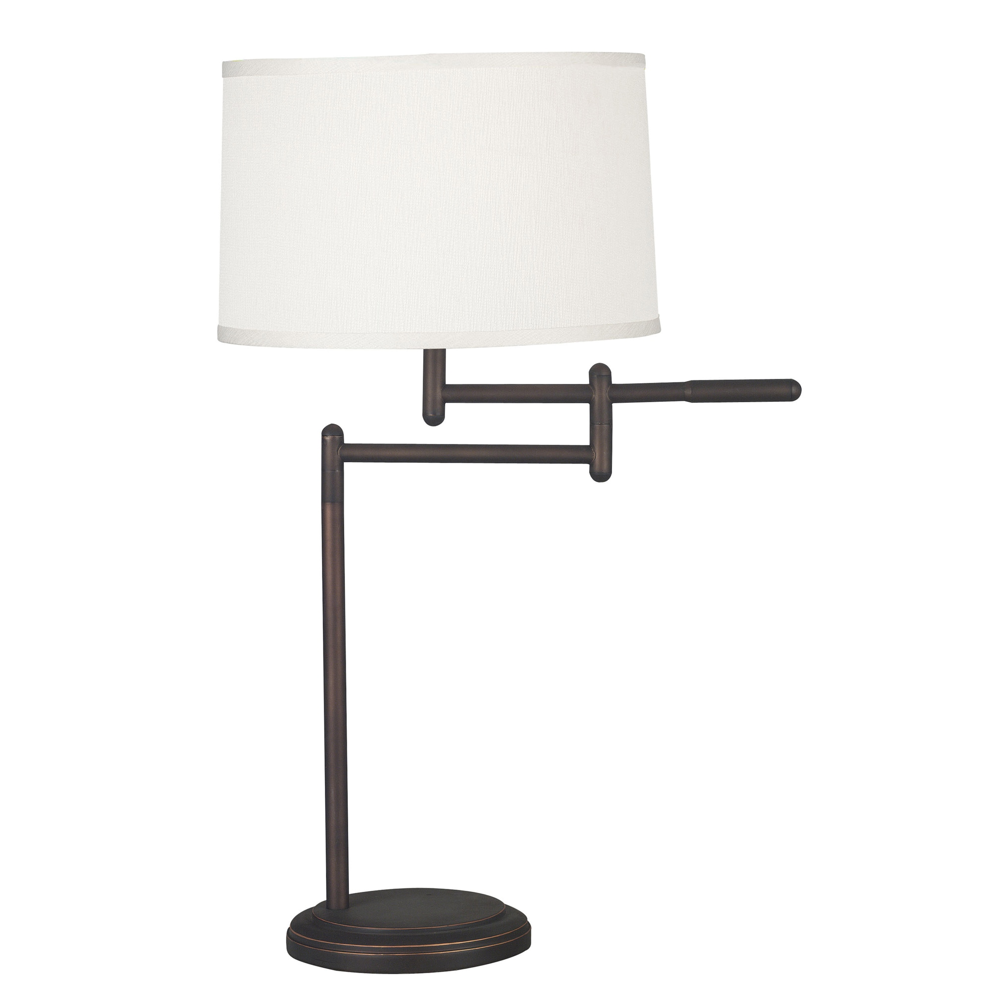 Shop Copper Grove Marston Swing Arm Table Lamp Free Shipping On