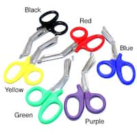 Mixed Color 7.5-inch First Aid Rescue EMT EMS Trauma Shears Utility Scissors