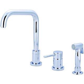 Pioneer Motegi Series Single Handle Kitchen Faucet