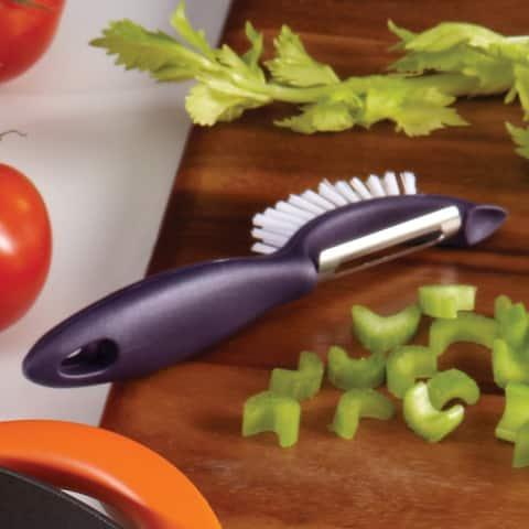 Rachael Ray Tools & Gadgets Purple Veg-A-Peel Tool