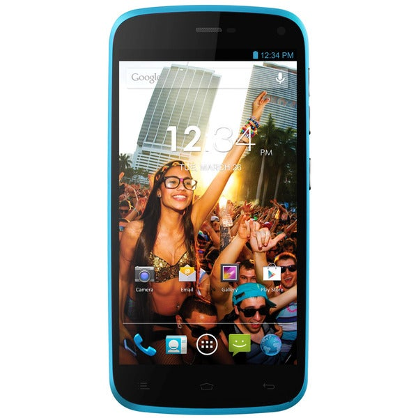 BLU Life Play GSM Unlocked Dual SIM Android Cell Phone