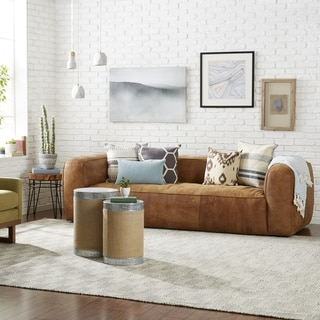 Diva Outback Bridle Leather Sofa