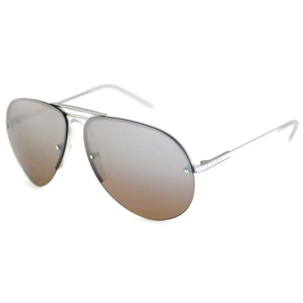 Gucci Men's/Unisex GG2200 Metal-Framed Aviator Sunglasses
