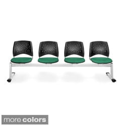 OFM Star Series Beam 4-seat Seating