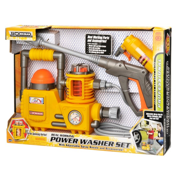 Workman Power Tools Power Washer