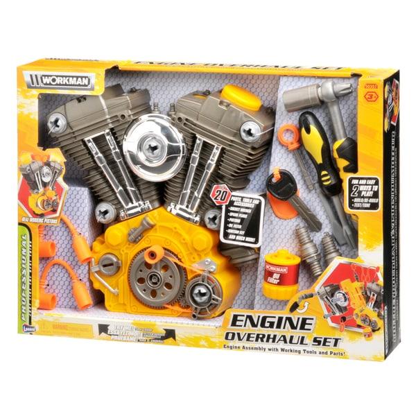 Workman Power Tools Engine Overhaul Kit