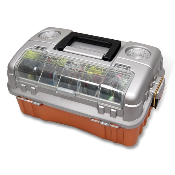 Plano flipsider tackle box free shipping today for Overstock furniture and mattress plano