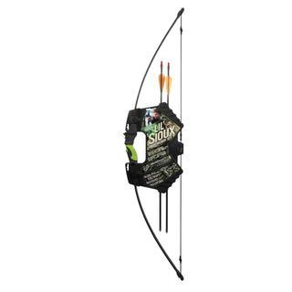 Barnett Lil' Sioux 15-pound Recurve Bow Junior Archery Set