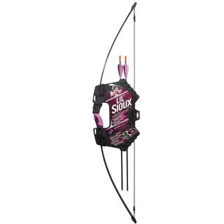 Barnett Lil' Sioux Pink 15-pound Recurve Bow