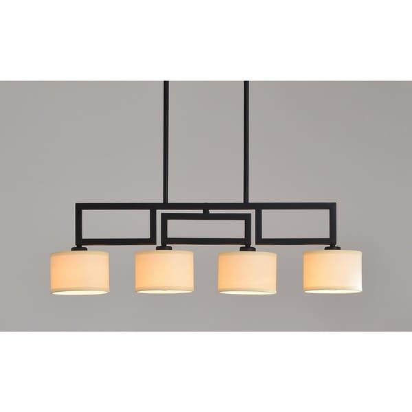 Shop Lenora 4-light Island Light