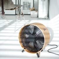 Otto 3-speed Bamboo Fan