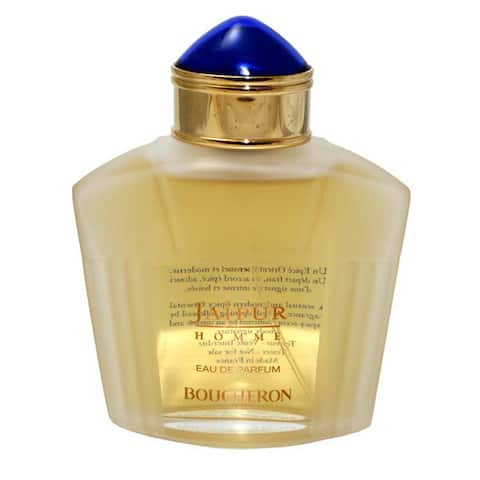 Boucheron Jaipur Homme Men's 3.3-ounce Eau de Parfum Spray (Tester)