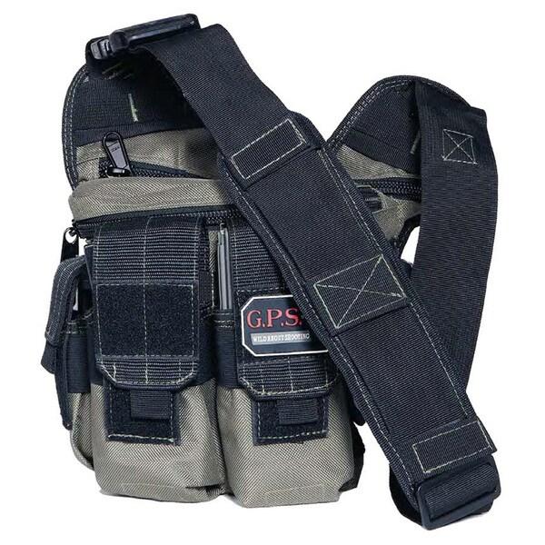 G.P.S. Rapid Deployment Pack Green/Black GPS-980RDP