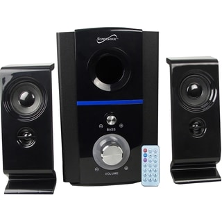Supersonic SC-1126 2.1 Speaker System - 25 W RMS - Wireless Speaker(s