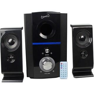 Supersonic SC-1126 2.1 Speaker System - 25 W RMS - Wireless Speaker(s