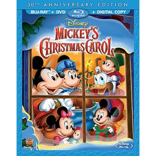 Mickey's Christmas Carol (30th Anniversary Special Edition) (Blu-ray/DVD)