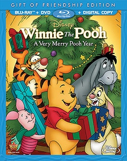 Winnie The Pooh: A Very Merry Pooh Year (Special Edition) (Blu-ray/DVD)