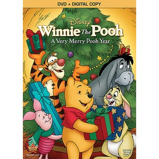 Winnie The Pooh: A Very Merry Pooh Year (Special Edition) (DVD)