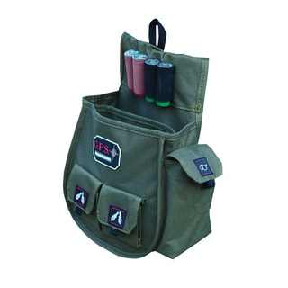 G.P.S. Deluxe Shell Pouch, Olive