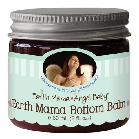 Earth Mama Angel Baby 2-ounce Mama Bottom Balm