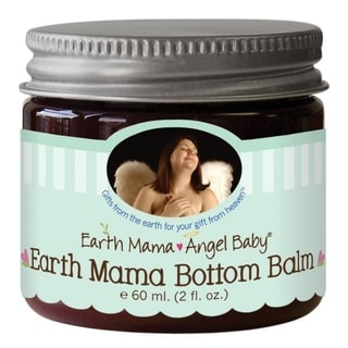 Earth Mama Angel Baby 2-ounce Mama Bottom Balm