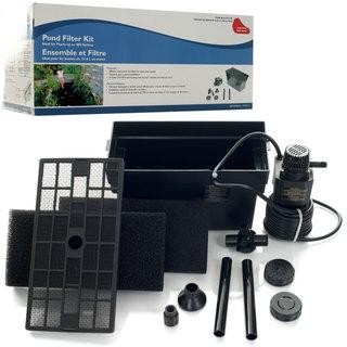 Shop Beckett Small Underground 400 Gallon Pond Pump Filter