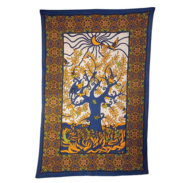 Mystic Tree Tapestry (India)