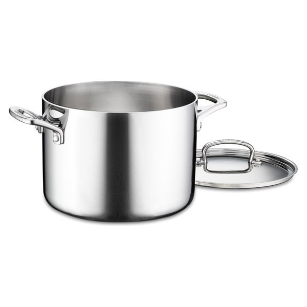 Cuisinart French Classic Tri-ply Stainless 6-quart Stockpot with Cover