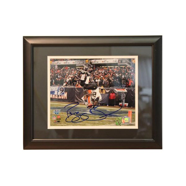 New Orleans Saints Reggie Bush Autographed 11x14 Deluxe Frame