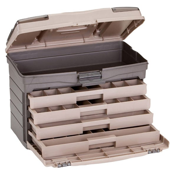 Plano Hard Systems 4-drawer Top Access Tackle Box - Free Shipping Today - Overstock.com - 15466765