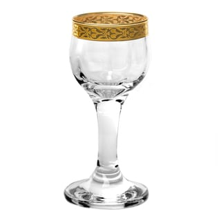Lorren Home Trends Venezia Cordial Glasses (Set of 4)